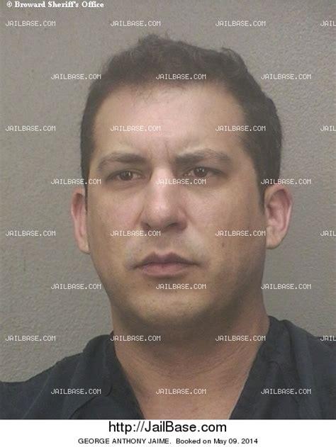 George Anthony Criminal Record George Anthony Jaime Arrest History