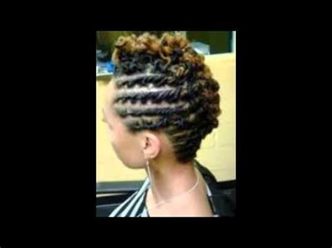 dread hairstyles for short dreads youtube