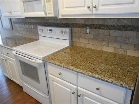 new venetian gold granite counter tops ogee edge 3x6