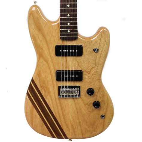 mustang guitar limited edition shortboard fender mustang top guitars co uk