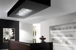 Eisinger cover line the ceiling mounted extractor hood with class