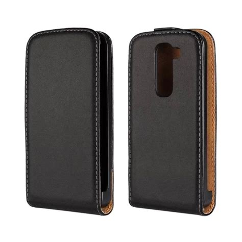 flip leather protective cover for lg g2 mini