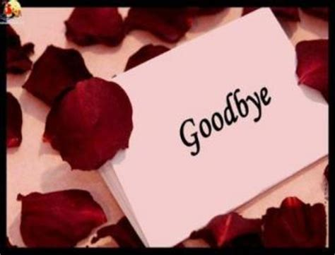 Goodbye Backgrounds For Powerpoint Templates Farewell Presentation Template