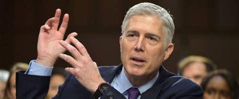 neil gorsuch vote senate democrats have enough support to filibuster supreme