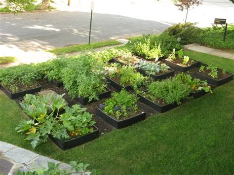 Vegetable Garden In Front Yard 38 Homes That Turned Their Front Lawns Into Beautiful
