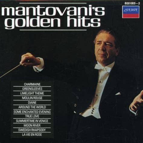 mantovani hits mantovani golden hits cd raru