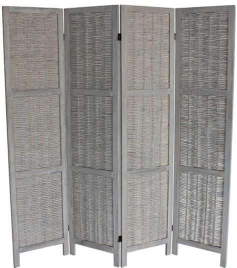 standing screens living room 4 panel room divider free standing screen folding portable pine wood home office screens