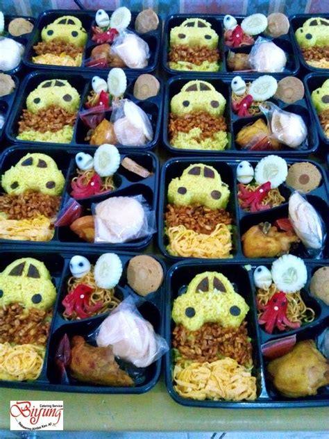 Box Nasi Bento jasa catering surabaya bento anak surabaya nasi kuning surabaya catering bento