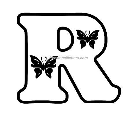 printable alphabet stencils cut out big letters to print and cut out letters to print and