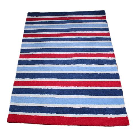 boy rugs boys stripe rug by babyface notonthehighstreet