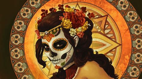 day of the dead day of the dead makeup artisti