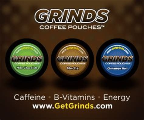 Grinds Coffee Pouches Nicotine Alternative