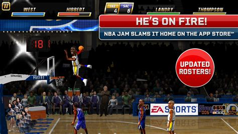 Nba Jam Lite by Nba Jam By Ea Page 32 Touch Arcade