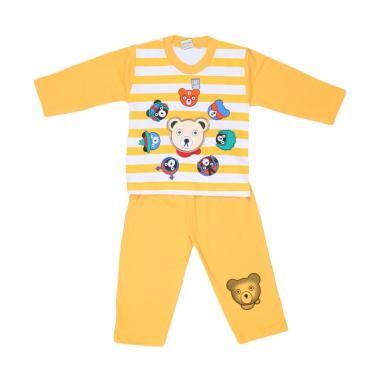 Piama Piyama Baju Tidur Setelan Anak Laki Laki Pipo Dasi jual tompege tp 55018 piyama setelan baju tidur anak laki