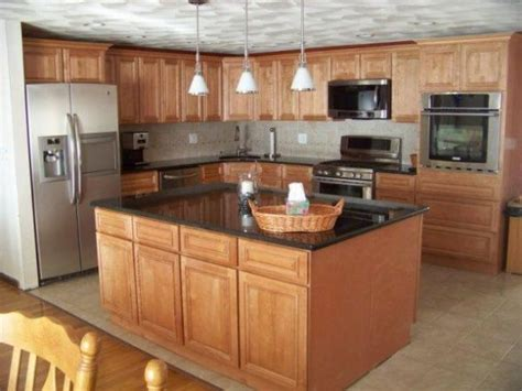 kitchen designs for split level homes split level kitchen remodel on a budget for the home
