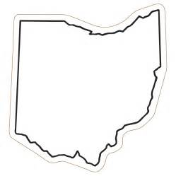 Outline Of Ohio Vector by Ohio State Outline Clipart Best