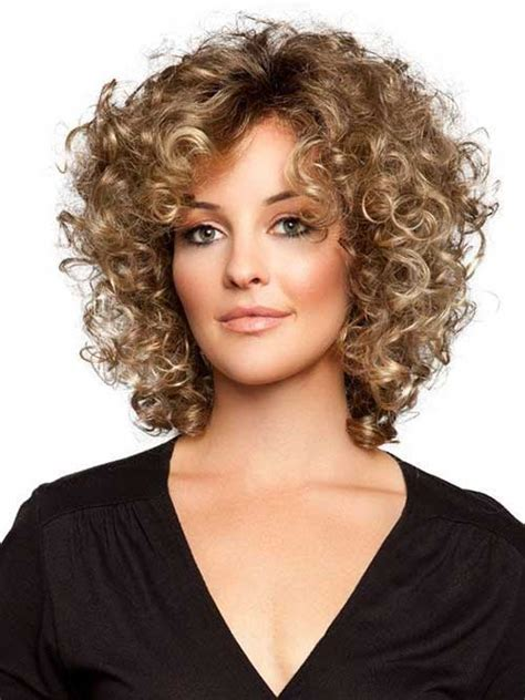 short permanent curl hairstyles best short curly hairstyles google search pinteres