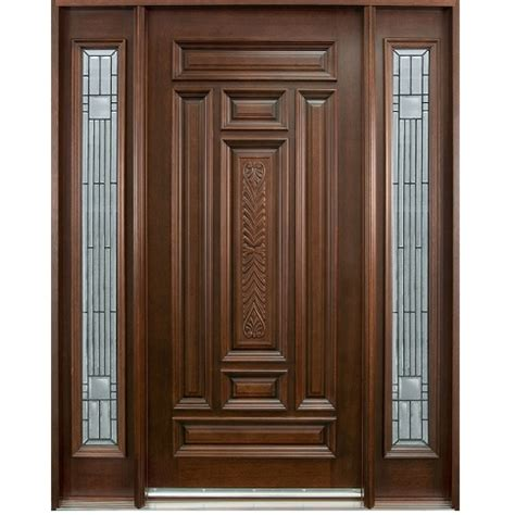 Contemporary Style Kitchen Cabinets by Single Solid Wood Door Hpd102 Solid Wood Doors Al