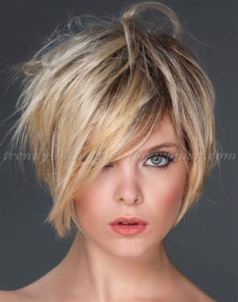 short trendy haircuts for large women short hairstyles shag hairstyle for short hair trendy