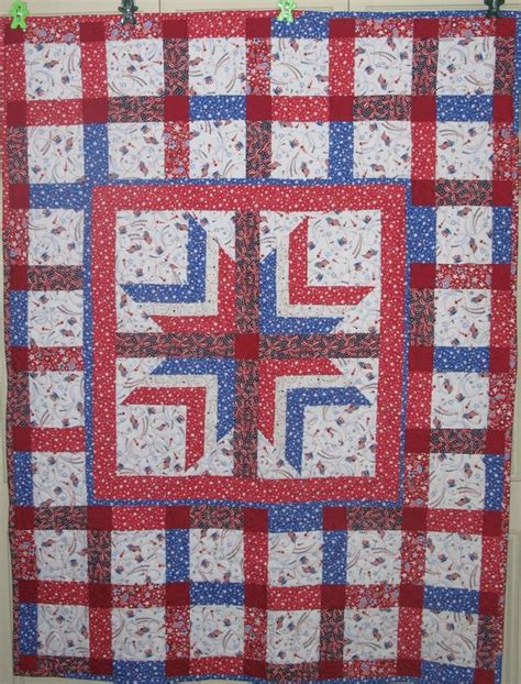 Quilts For Less by Disappearing Nine Patch Way Less Scrappy