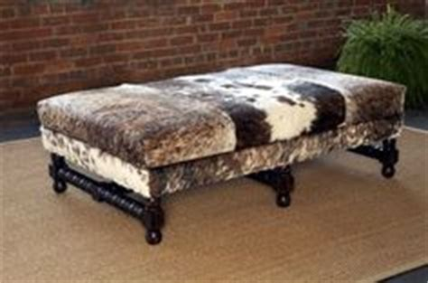 cowhide rugs san antonio 1000 images about cowhide ottomans on cowhide