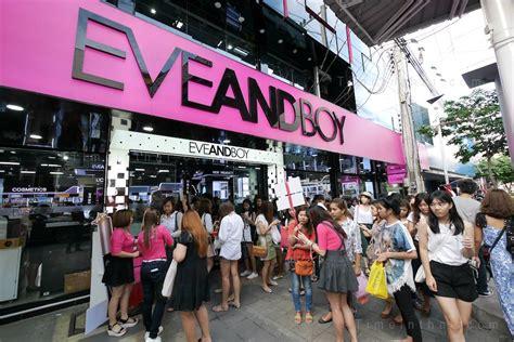 Makeup Di Bangkok Travelwithcilla Where To Shop In Bangkok The Rainbow