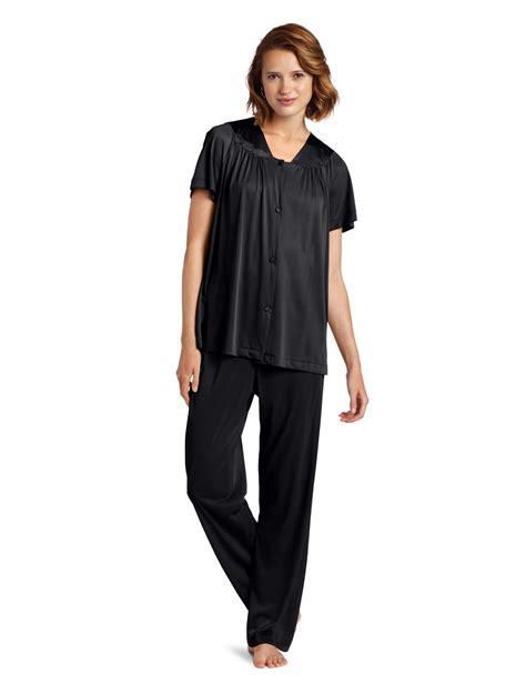 Vanity Fair Pajamas And Robes by Vanity Fair Colortura Sleepwear S Sleeve Pajama Set