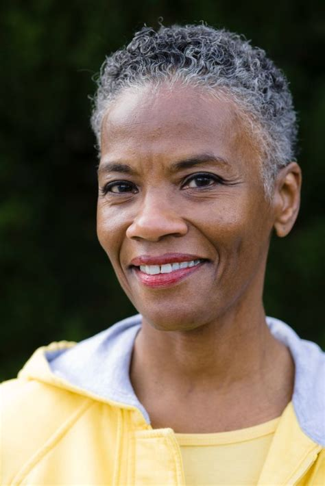 Gray Hair Styles African American Women Over 50 | 259 best images about older african american women