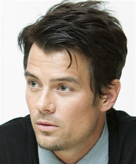 josh duhamel hairstyle josh duhamel short straight formal hairstyle ash
