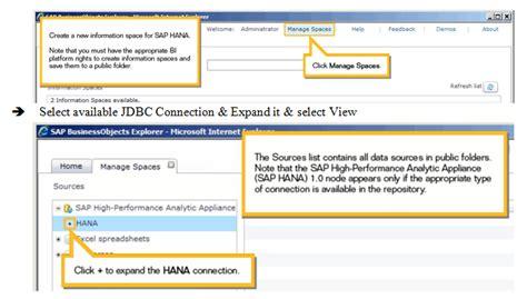 sap explorer tutorial how to install sap businessobjects explorer