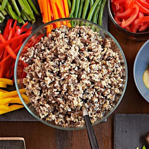 recipes with whole grains whole grain sushi rice recipe eatingwell