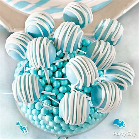 Baby Shower Blue by Blue Safari Baby Shower Ideas City