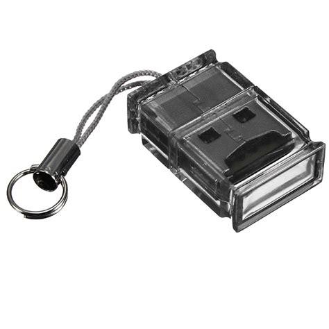 mini t flash micro sd card reader memori disebut tf usb 2