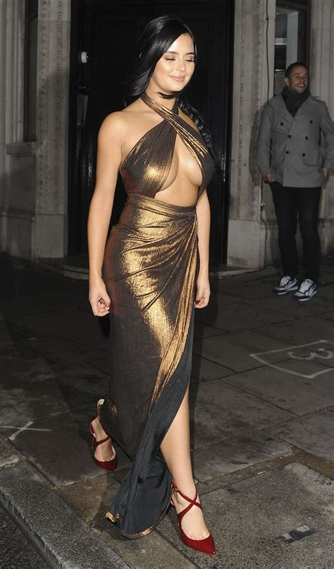 out of style 2017 demi rose demirose night out style leaving house of cb