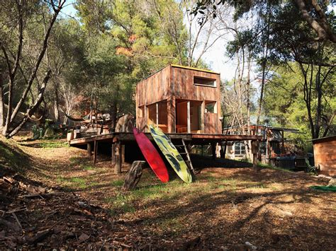 Cabin California by Adventure Journal Topanga California