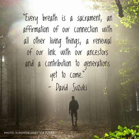 David Suzuki Contributions Words Of Wisdom By David Suzuki Inspiration