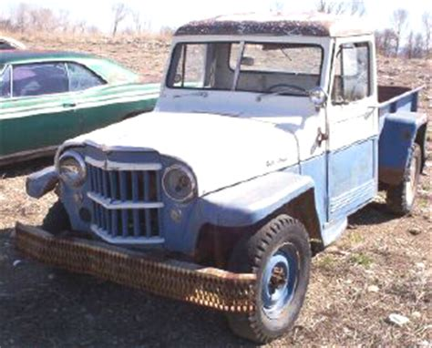 56 willys jeep for sale 1956 willys jeep 1 2 ton 4x4 for sale