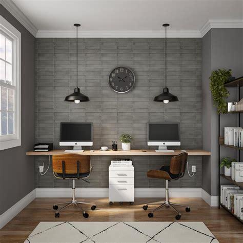 sleek shared home office home office  home depot