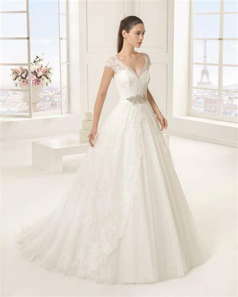 imagenes de vestidos de novia 2016 vestido de novia de rosa clar 225 2016 exotico two rosa clara