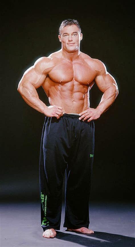 beauty  male muscle ej