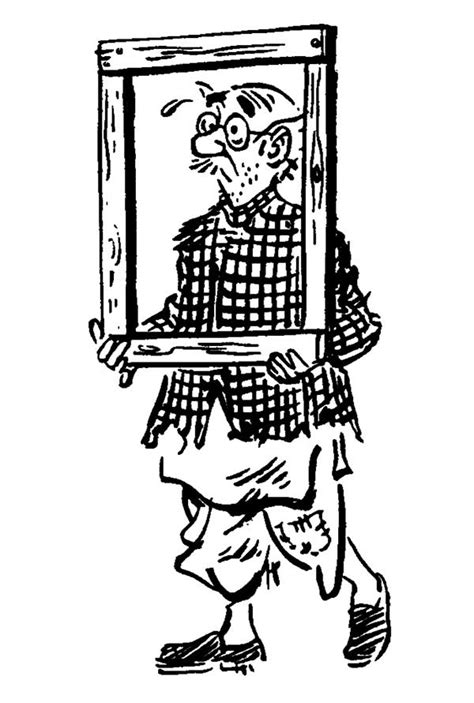 R K Laxman Sketches by Tribute To Cartoonist R K Laxman