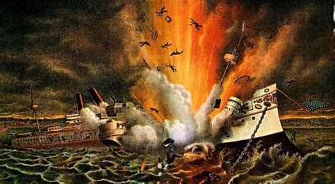 What Year Did The Uss Maine Sink by Uss Maine Explosion And The American War