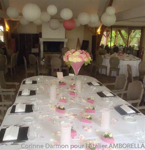 vase martini pour centre de table de mariage 171 amborella