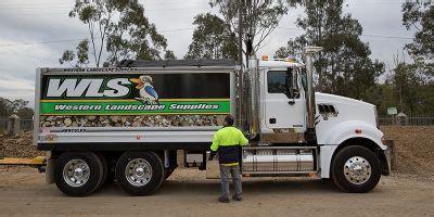 western landscape supplies trident review mack trucks