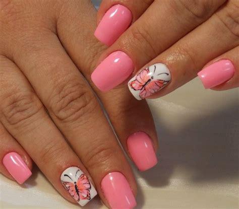 otras imagenes de uñas decoradas im 225 genes de u 241 as decoradas con dise 241 os de mariposas y