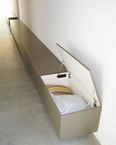 hallway seating benches hallway bench seats with storage modern hall los angeles by cedar hill cabinets
