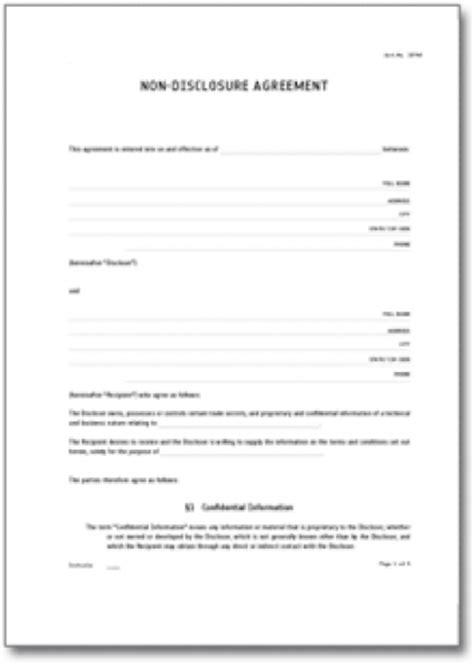 Musterbriefe In Englischer Sprache Geheimhaltungsvereinbarung Auf Englisch
