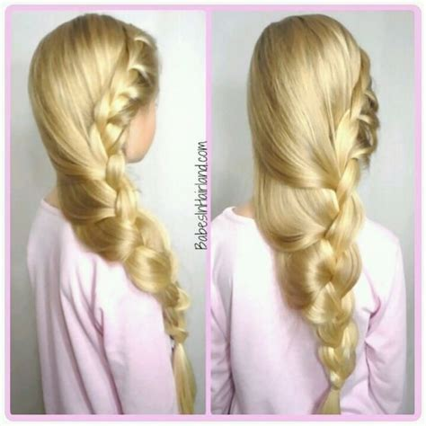 hairstyles and attitudes brunswick loose french braid www babesinhairland com frenchbraid