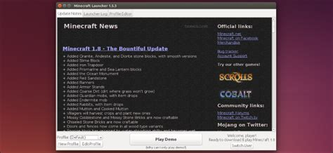 how to install minecraft on ubuntu how to install minecraft on ubuntu or any other linux