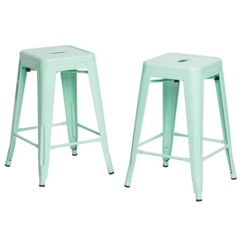 Mint Green Counter Stools by 17 Best Ideas About Mint Green Kitchen On Mint